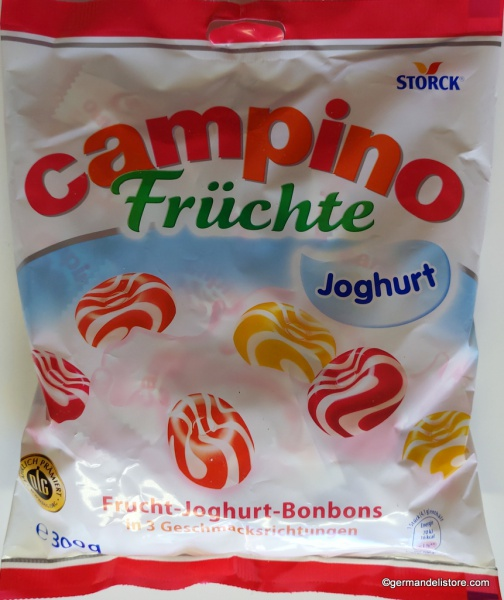 Storck Campino Fruit Yogurt