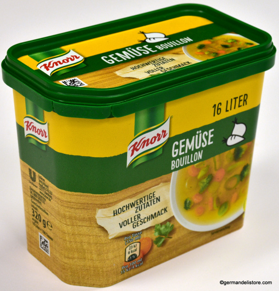 Knorr Vegetables Bouillon