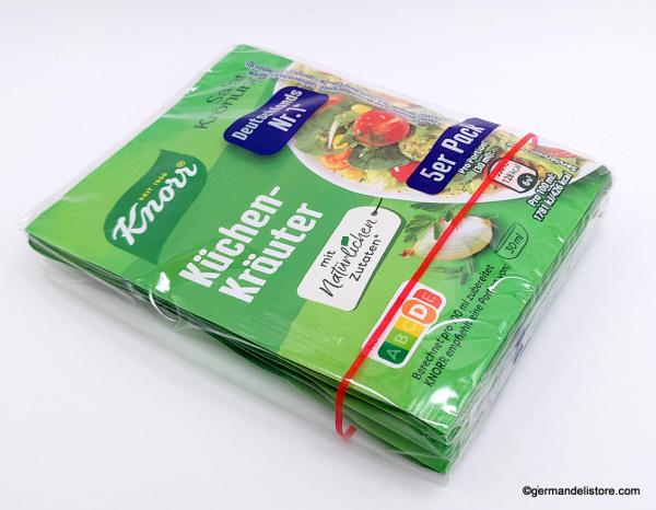 Knorr Salatkroenung Kitchen Herbs